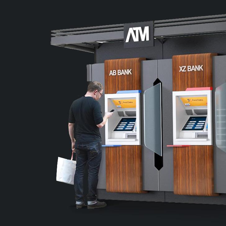 Çoklu ATM İstasyonu