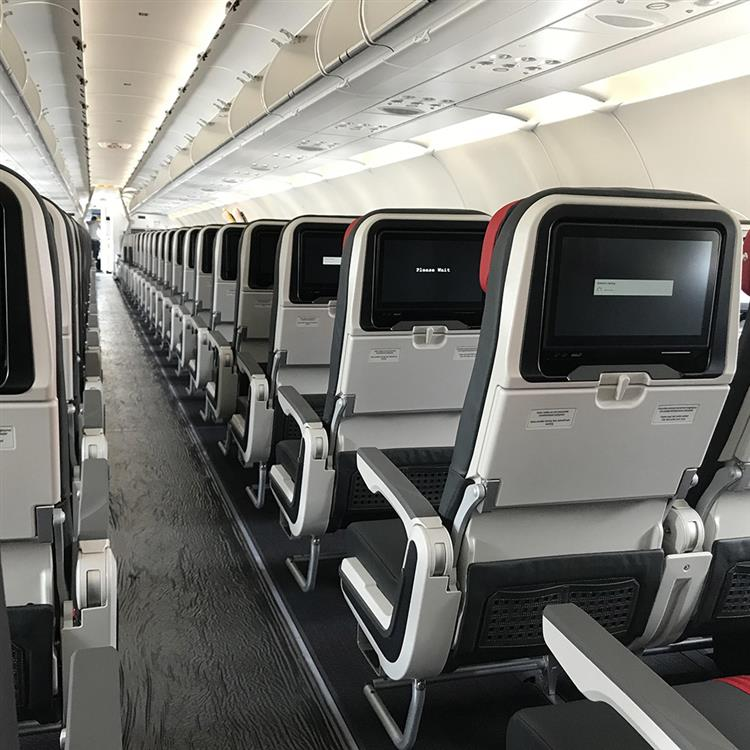 Economy Class Uçak Koltuğu