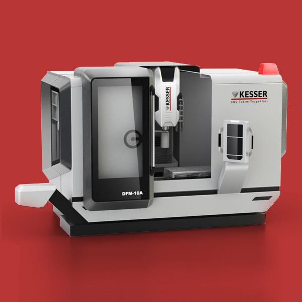 DFM-10 CNC Freze Makinesi