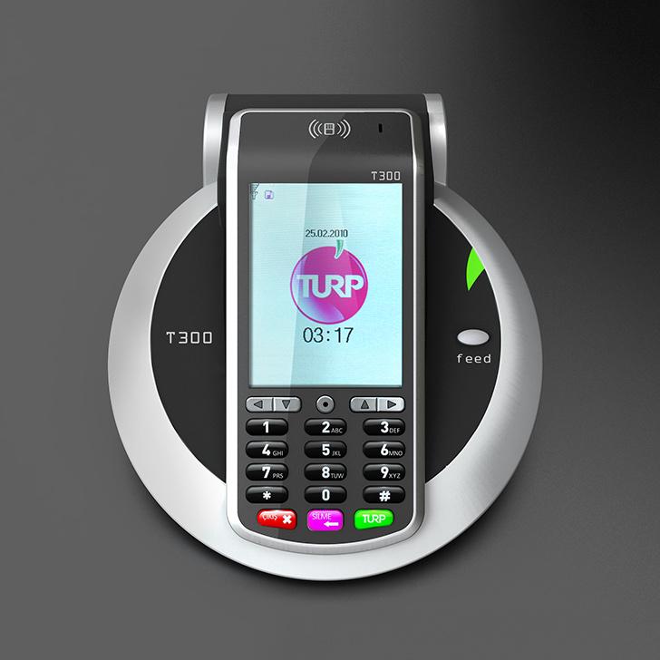 Turp NFC Ödeme Cihazı