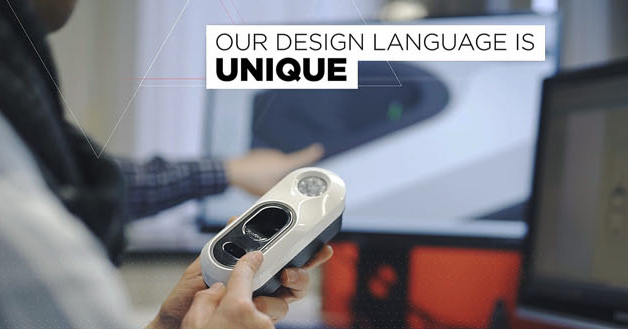 Tasarım stratejilerinde tasarım dili eşsizliğini gösteren görsel