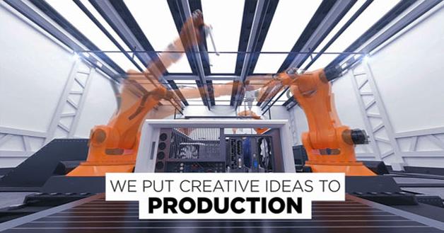 Arman Tasarım'ın üretime yaratıcı fikirlerini gösteren görsel