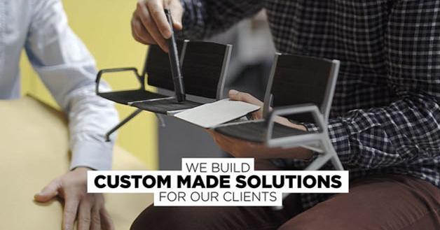 Tasarım stratejilerinde müşterilere özel çözümler görseli