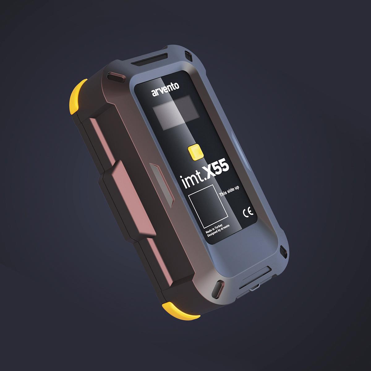IMTx55 konteyner takip cihazı