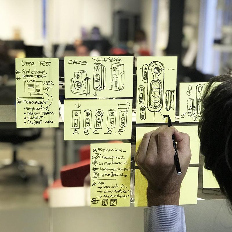 Arman Tasarım Hizmetleri ve Tasarım Stratejileri süreci görseli
