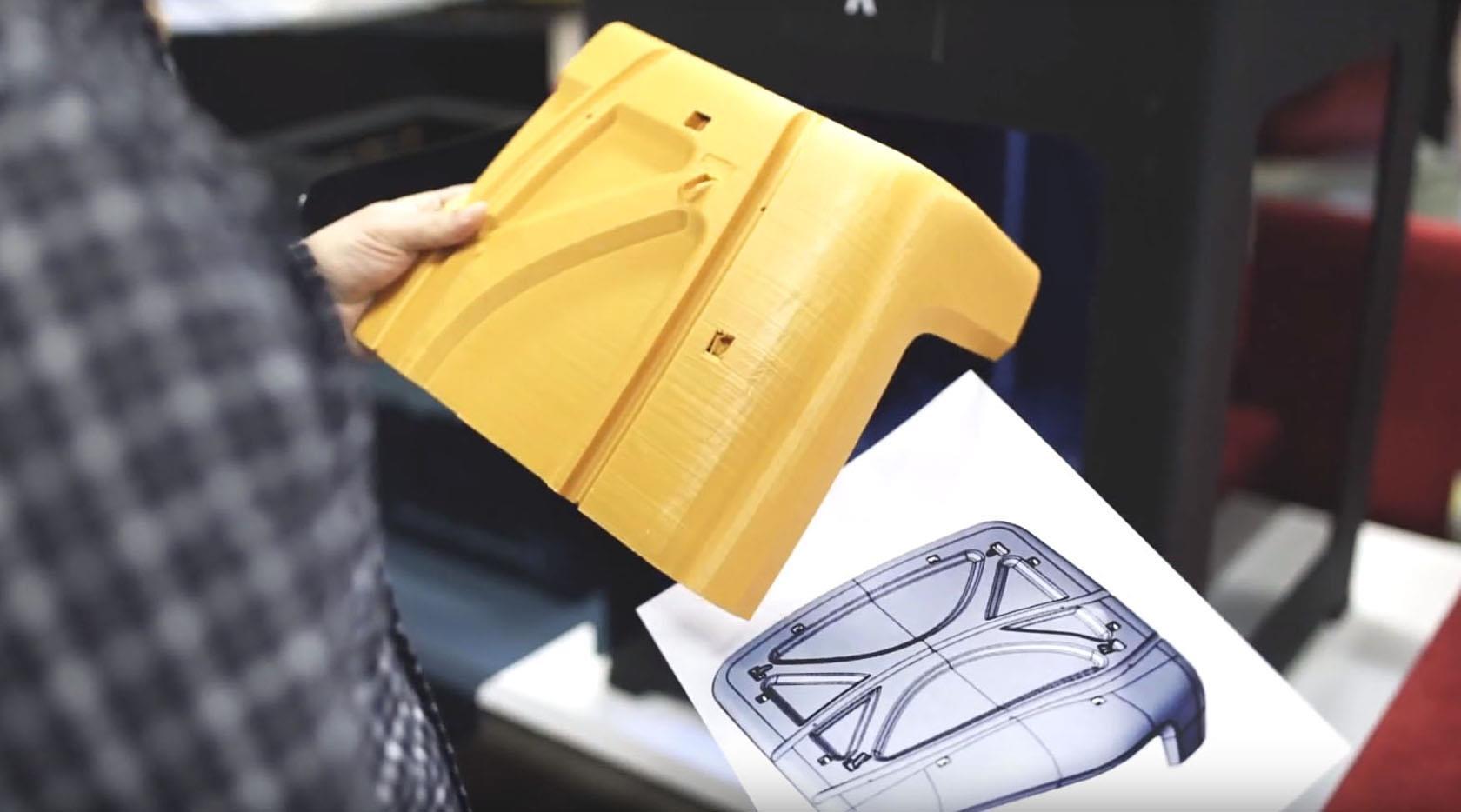 Üretim Hizmetleri mock up test ve prototip aşaması görseli