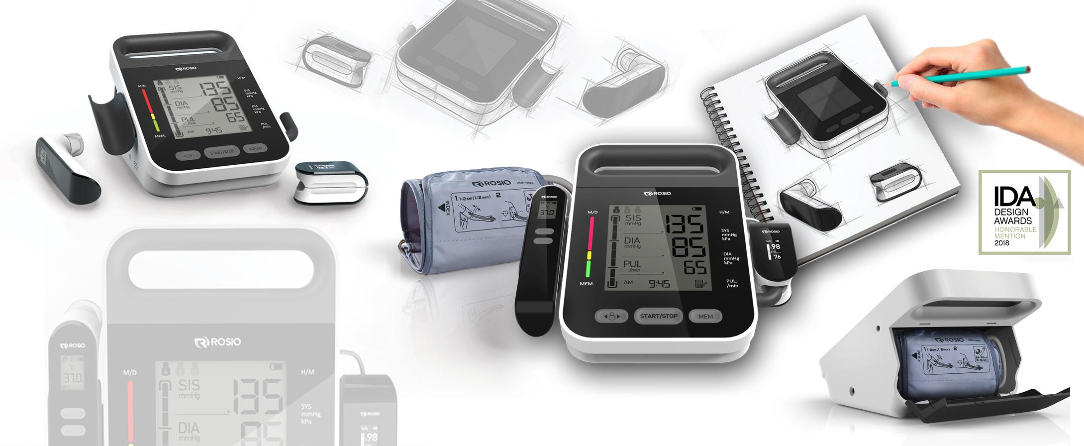 Arman Tasarım ürünü, 2019 yılı IDA ödülü sahibi Sağlık Kiti görseli