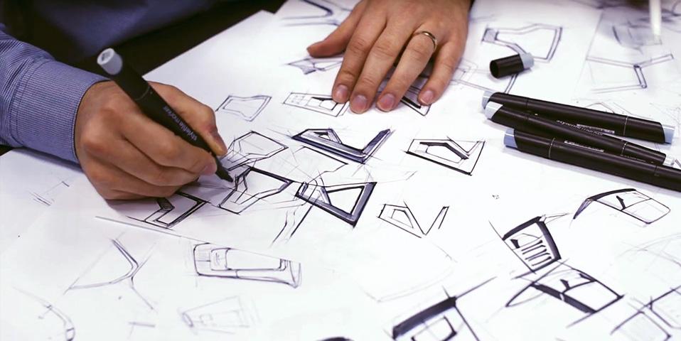 Ürün tasarımı örnek görseli